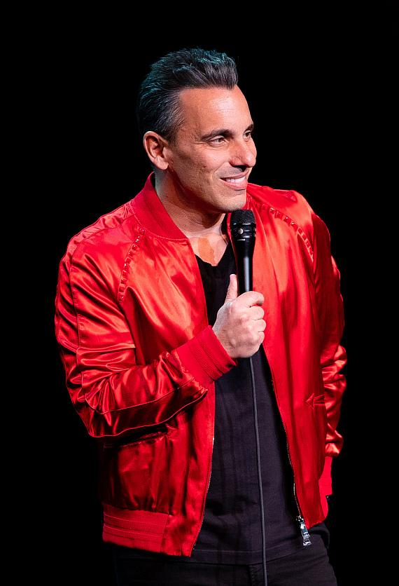 Sebastian Maniscalco Makes Debut at Wynn Las Vegas' Encore Theater with Stay Hungry Tour