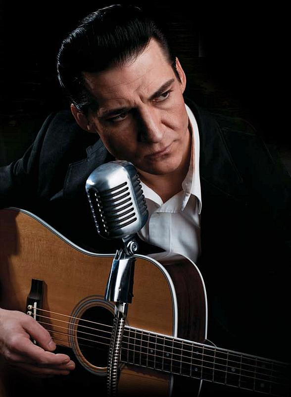 """""""The Man in Black, A Tribute to Johnny Cash"""" Comes to Suncoast Showroom Feb. 20-21"""