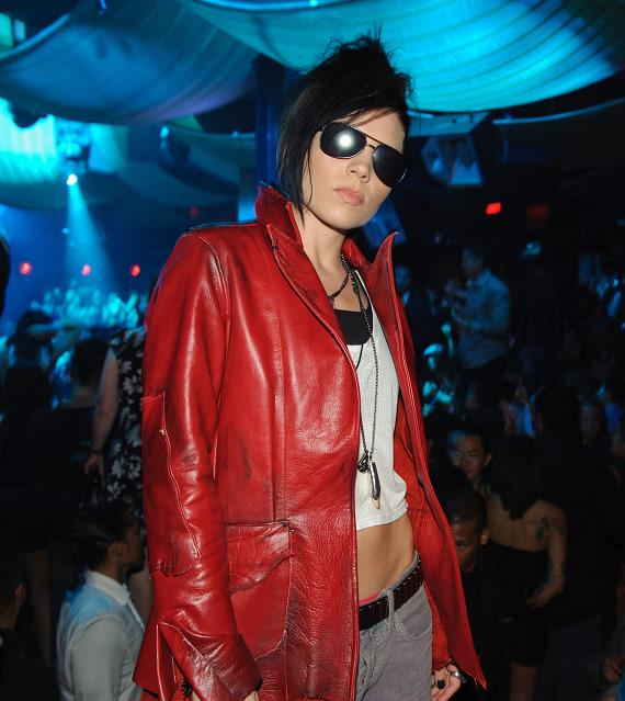Skylar Grey at Marquee Nightclub