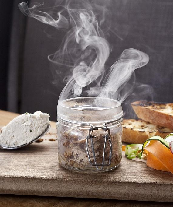 Smoked Pork Rillette