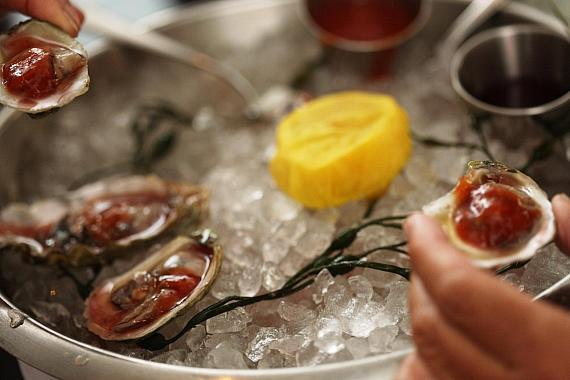 Strip House Oysters