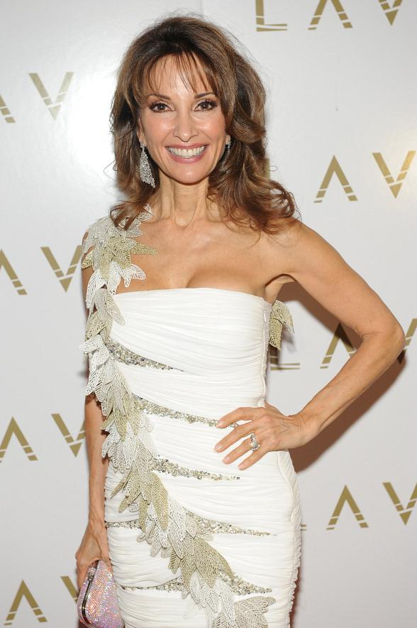 Susan Lucci at LAVO
