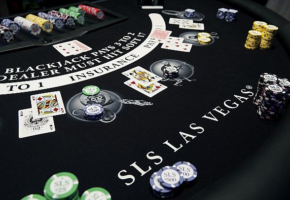 SLS Las Vegas Is the Place to Play This January with Hot Gaming Promotions, Tournaments and Giveaways