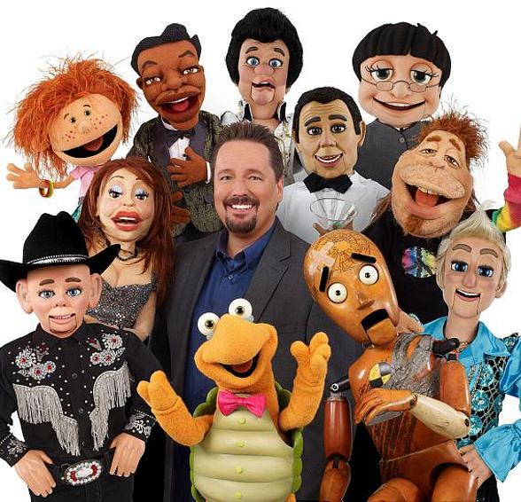 Terry Fator Goes Country This Christmas Season with Holiday Performance and Sneak Peek at Newest Cast Member