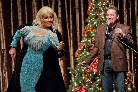 Terry Fator HCWS Performance