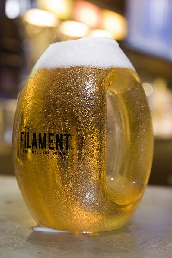 The Filament - Novelty Cup Beer