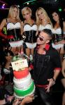 Mike Sorrentino celebrates the launch of his signature Couture Pop with Sugar Factory at Gallery Nightclub in Las Vegas