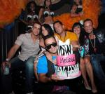 """The Situation"" and Sorrentino family celebrate Melissa Sorrentino's birthday at Chateau Nightclub & Gardens at Paris Las Vegas"