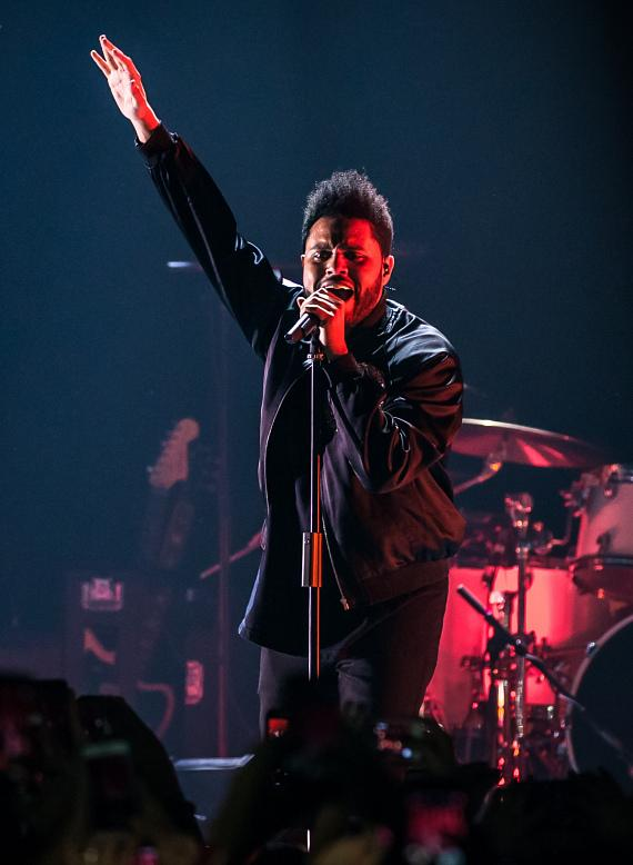 The Weeknd performs for Sold-Out Crowd at The Chelsea at The Cosmopolitan of Las Vegas