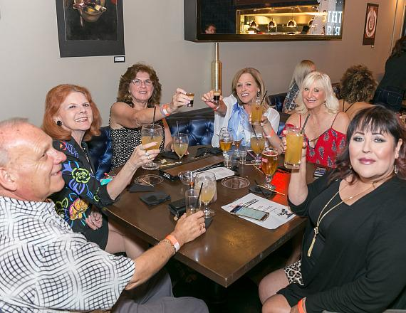 Therapy Restaurant in Downtown Las Vegas Celebrates Launch of Signature Whiskey and Beer