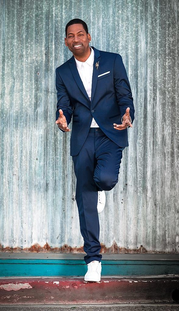 """Comedian and """"Living Biblically"""" Star Tony Rock to Headline at The Foundry at SLS Las Vegas"""