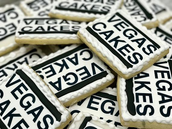 """""""Vegas Cakes"""" Cookies at Freed's Bakery"""