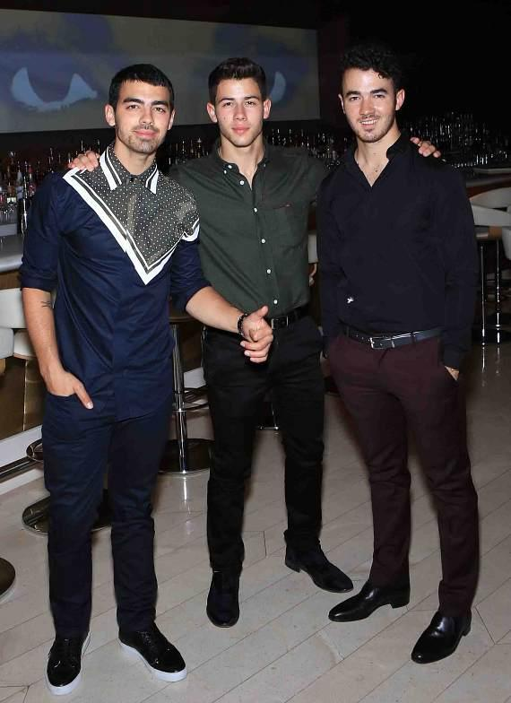 Jonas Brothers at Andreas