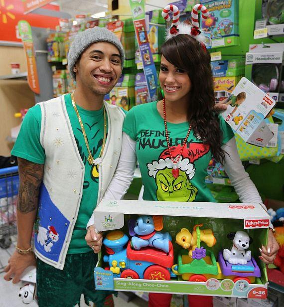XS and Tryst Donate $172,000 in Toys to Local Children