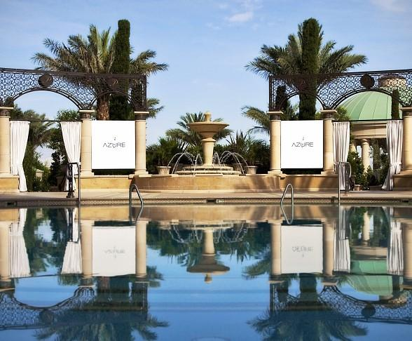 The Palazzo Unveils AZURE: The Exclusive Daytime Luxury Pool Experience