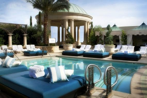 AZURE, the daytime luxury pool experience at The Palazzo