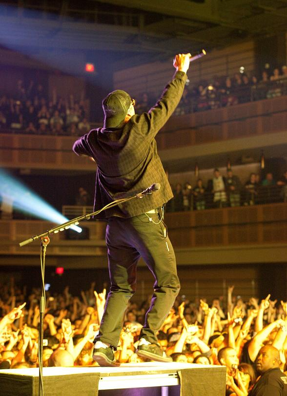 Avenged Sevenfold plays The Joint at Hard Rock Hotel