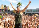 DJ Pauly D Spins at Ditch Fridays at Palms Pool & Bungalows on Labor Day Weekend