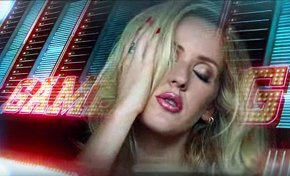 """Downtown Las Vegas and El Cortez Hotel & Casino play host to Ellie Goulding's Newest Music Video """"On My Mind"""""""