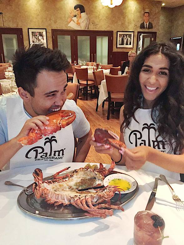The Wait is Over! Summer Lobster Returns to The Palm Las Vegas for National Lobster Day