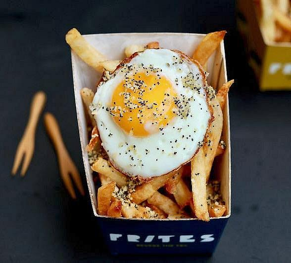Side Dish Takes Center Stage as Frites Las Vegas Brings Back Nostalgic Flavor of Beef Tallow to Perfect the French Fry; Opening June 24 at Excalibur Hotel & Casino