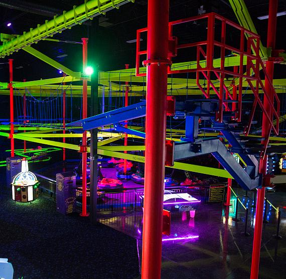 "Glowzone Las Vegas Partners with Boys and Girls Clubs of Southern Nevada to Host ""Adult Night"" Fundraiser on Feb. 22"