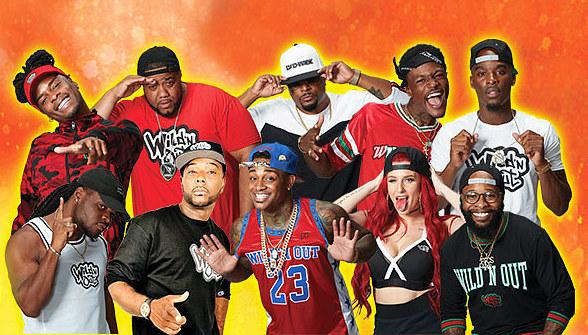 Nick Cannon Presents: Wild 'N Out Live at T-Mobile Arena Sept. 29
