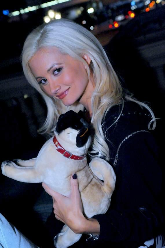 Holly Madison, Hefner-ex and Girls Next Door reality star (Photo by Bryan Haraway)