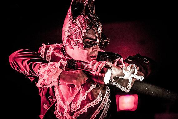 """Fall Down the Rabbit Hole with """"ALICE: A Steampunk Concert Fantasy"""" at Red Rock Resort"""