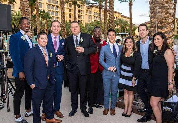 """VEGAS INC Celebrates 17th Annual """"40 Under 40"""" Awards Poolside at Green Valley Ranch"""