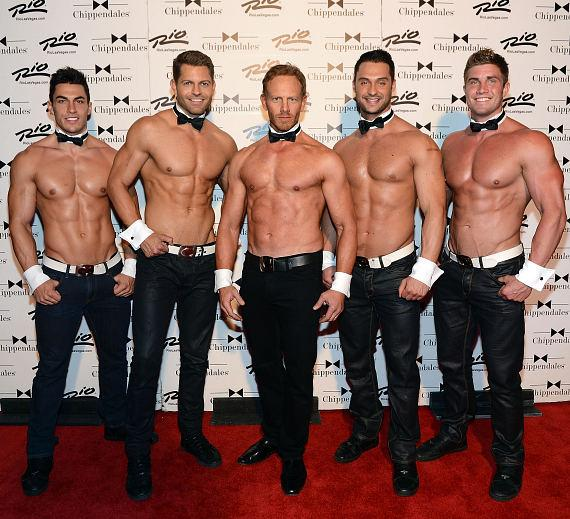 Ian Ziering to Return to Chippendales for Limited Summer Engagement June 12 – July 20 at The Rio All-suite Hotel & Casino