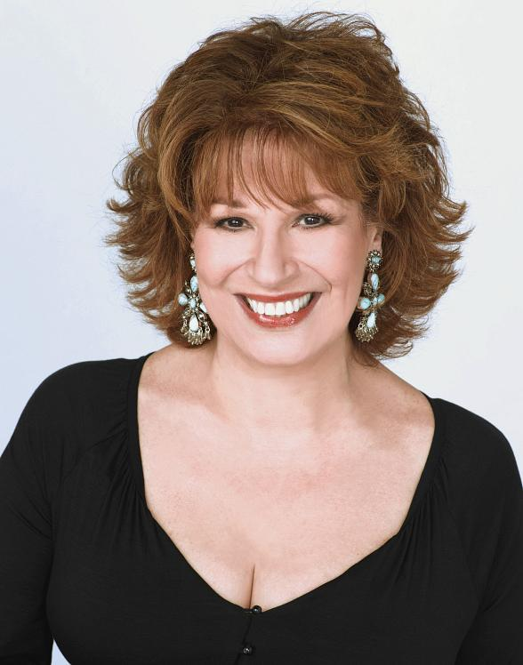 TV Personality Joy Behar to Bring Her Comedic View to The  Orleans Showroom Jan. 24-25