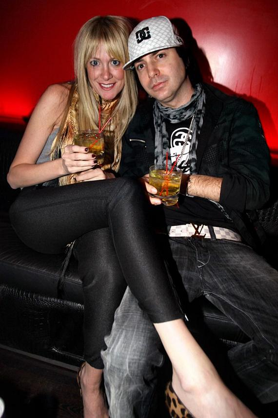 Kevin Rudolf at ROK Nightclub in New York-New York