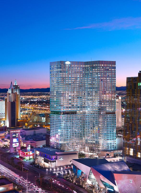 Mandarin Oriental, Las Vegas Celebrates Valentine's Day with Suite Seduction Package and Romantic Offers