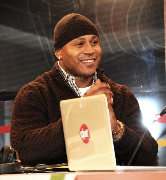 LL Cool J Introduces New Technology from Boomdizzle on CNET Stage at CES