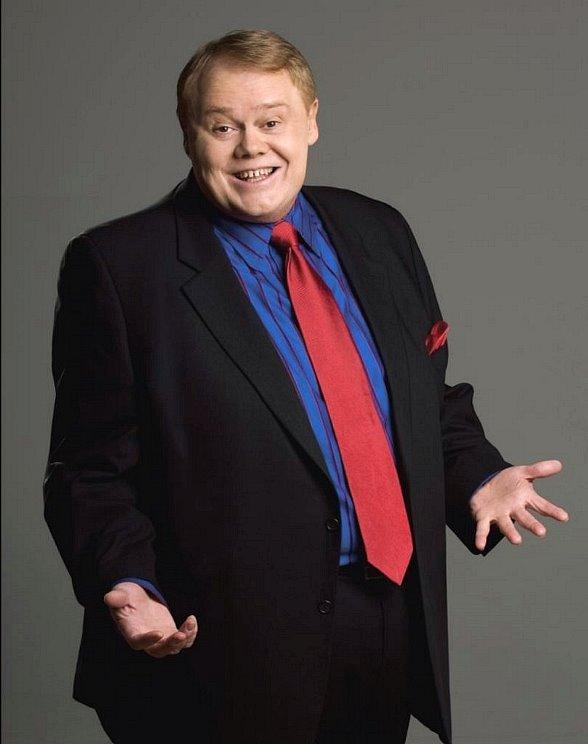 Louie Anderson to Headline at the Plaza Hotel & Casino