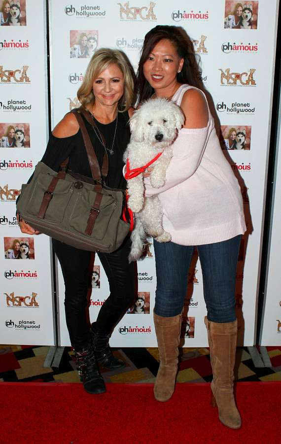 Michelle Lau at Jennifer Harman NSPCA Poker Tournament at Planet Hollywood Las Vegas