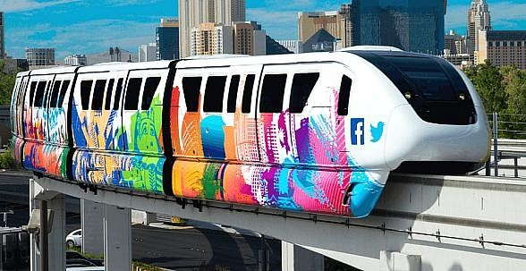 Las Vegas Monorail Slated to Welcome 80 Millionth Visitor Wednesday Morning May 16