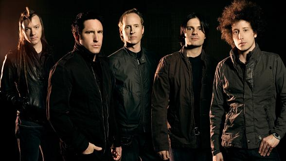 Nine Inch Nails and Soundgarden Kick Off North American Tour at Planet Hollywood Las Vegas July 19
