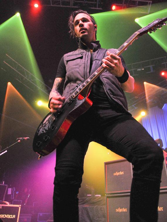Papa Roach performs at The Joint in Hard Rock Hotel Las Vegas