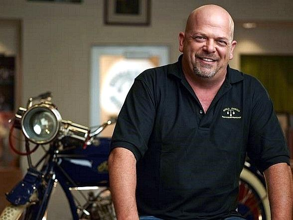 "Rick Harrison Leads 6th Annual ""Pawn Stars Poker Run"" to Benefit Epilepsy Foundation of Nevada October 6, 2019"