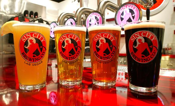 Sin City Brewing to open in The Flamingo