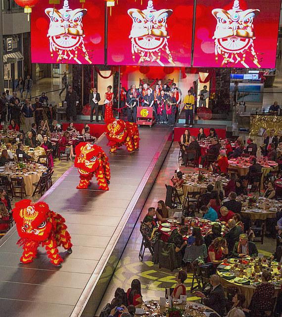 "Grand Canal Shoppes at the Venetian Resort Las Vegas & Fashion Show Las Vegas to Celebrate the ""Year of the Pig"" with 2019 Lunar New Year Festivities"