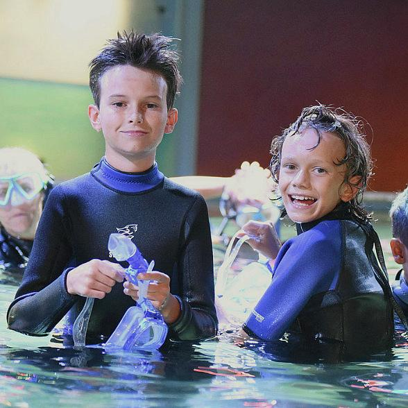 SeaQuest Offering Complimentary Admission to Dads on Father's Day June 17