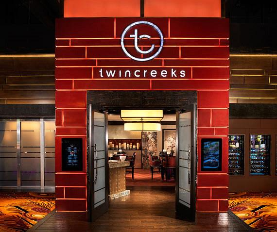 Twin Creeks Steakhouse at Silverton Casino Hotel