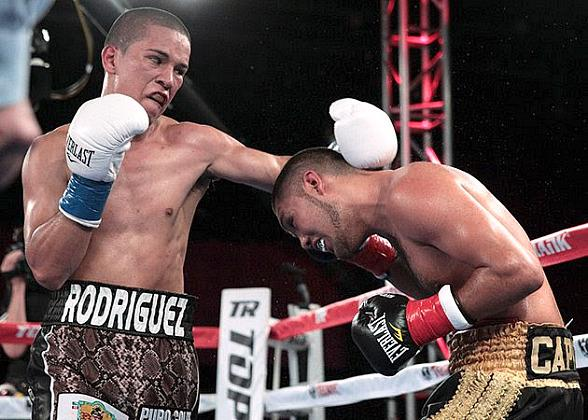 """Top Rank Signs Saul """"Neno"""" Rodriguez to Multi-Year Promotional Agreement"""