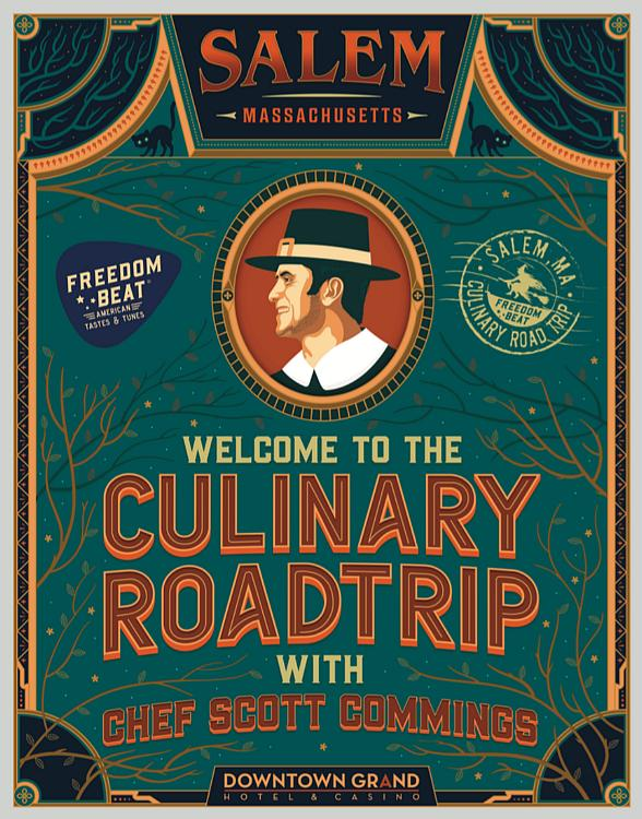 Culinary Road Trip Adds a Dash of Witchcraft to Its Next Destination