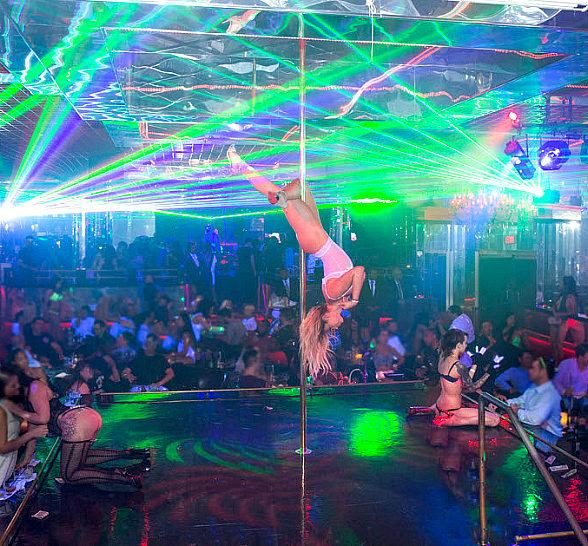 Crazy Horse 3 to Showcase Expansion and New Menu with 'New Year, New Look' NEON Flow Party Jan. 17
