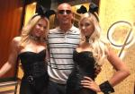 Wes Brown at the Playboy Club at The Palms
