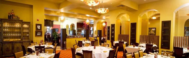 Dinner Restaurants Las Vegas